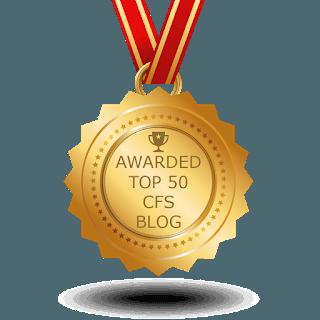 Top 50 ME/CFS Blog