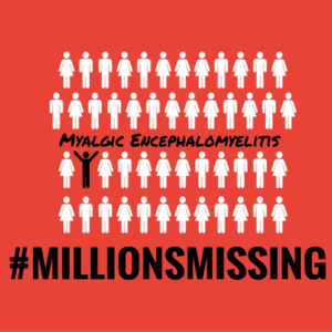 MillionsMissing from life due to ME/cfs