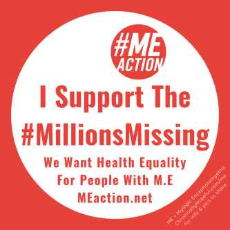 I Support The Millions Missing Profile Pic by Chronically Hopeful Char
