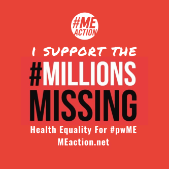 I Support The Millions Missing, Profile Pic designed by Chronically Hopeful Char