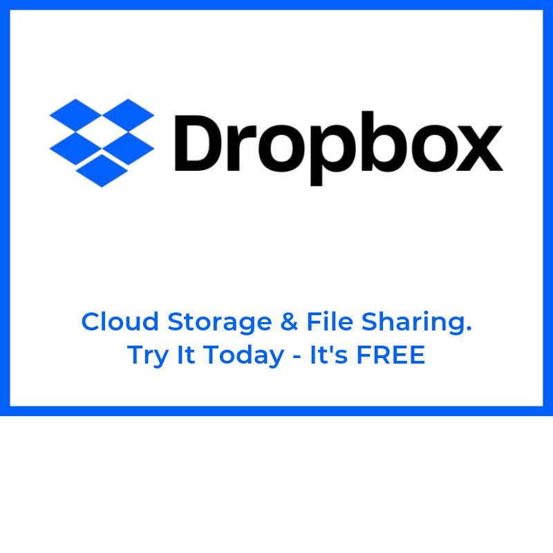 Get FREE Cloud Storage & File Sharing!