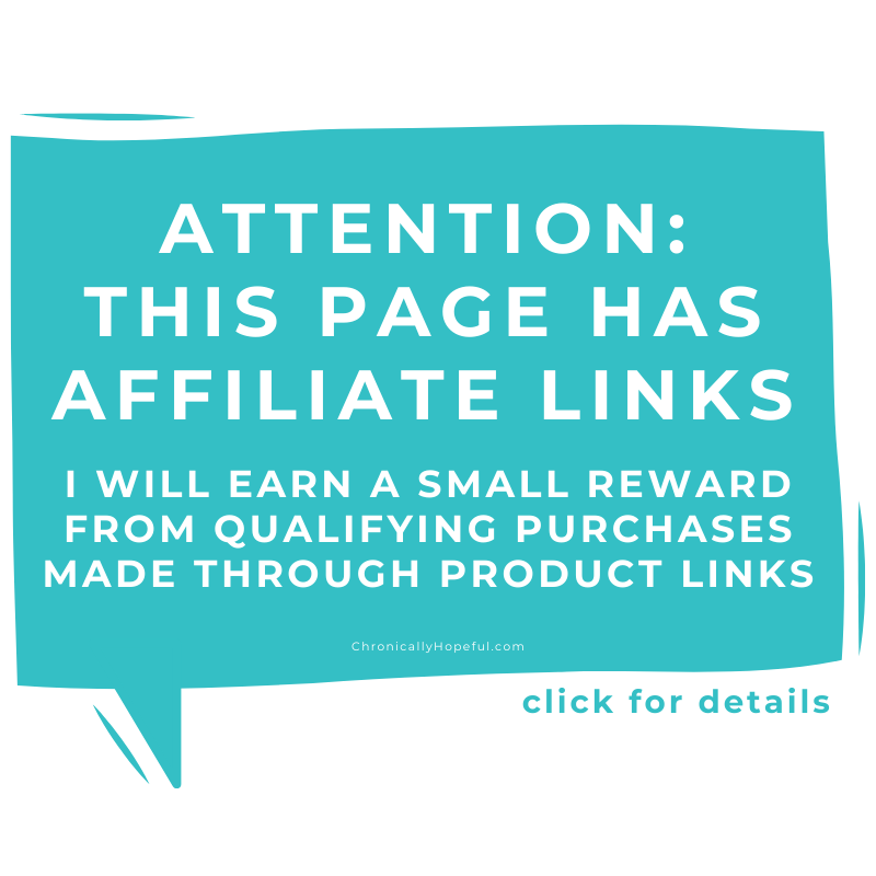 This page has affiliate links. I will earn a small reward for qualifying purchases made through product links. Click for details.