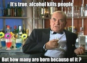 Its true alcohol does kill people buutt.... - Imgur