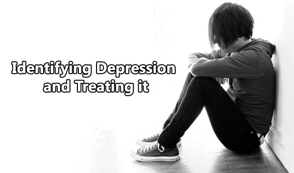 Identifying Depression and Treating it