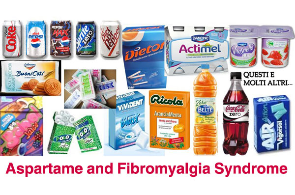 Aspartame and Fibromyalgia Syndrome