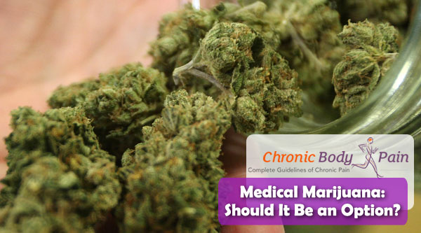 should marijuana medical option You would think after four years of reporting on the marijuana world, i would have   not every medical cannabis option involves getting high.