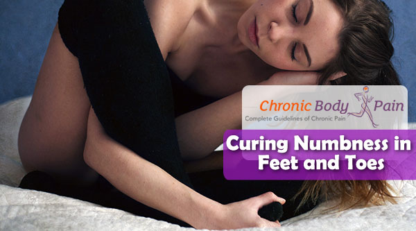 Curing Numbness in Feet and Toes