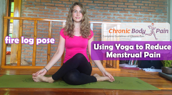 yoga poses for menstrual cramps