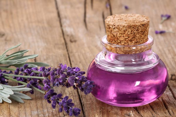 Lavender oil for headaches