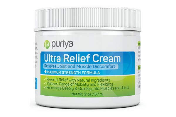 Puriya Ultra Relief Cream review