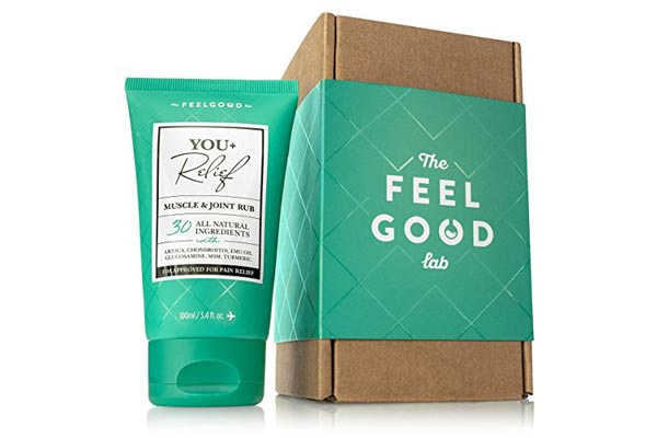 You Relief Cream by The Feel Good Lab review