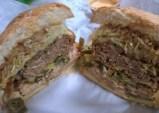 Katsu Burger-Godzilla Attack