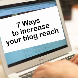 Tips to Grow Your Blog Reach