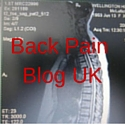 BACK PAIN BLOG UK