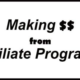 Understanding Affiliate Programs