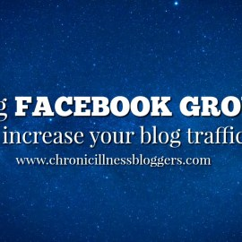 Using Facebook groups to increase your blog traffic