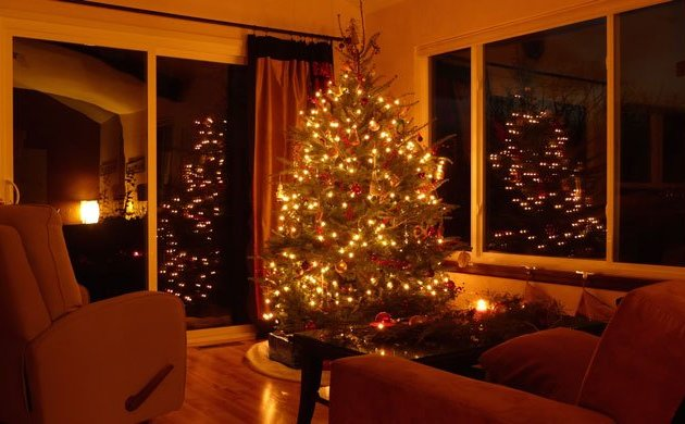 Christmas Tree traditions evolve over time we learn what works and what warms our hearts