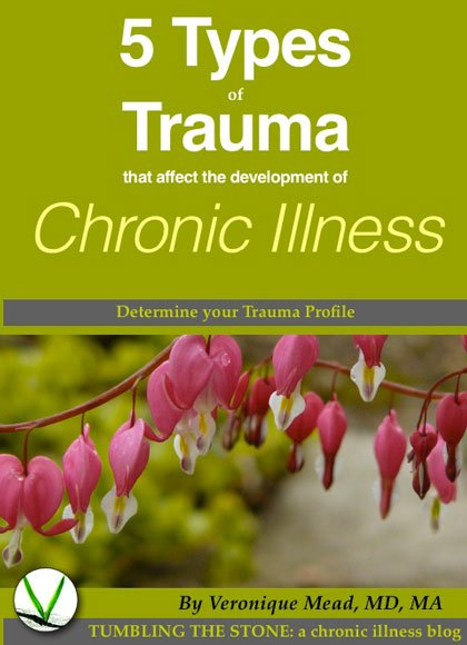 5 types of trauma that affect the development of chronic illess