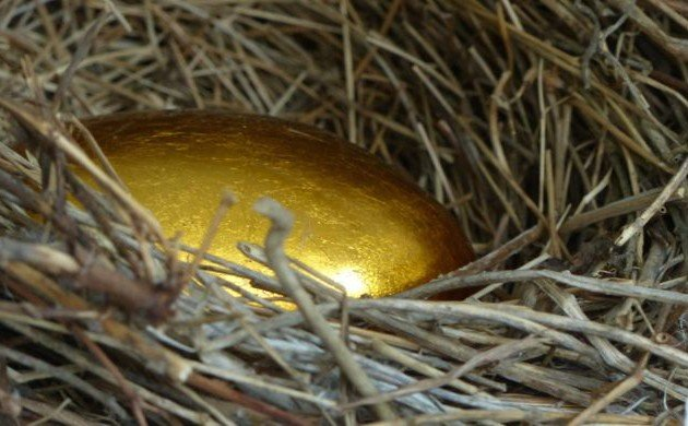 When listening to your inner voice you may discover that you, like the golden egg, are precious beyond imagining.