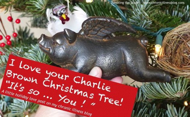 your charlie brown christmas tree its so you - Charlie Brown Christmas Decorations