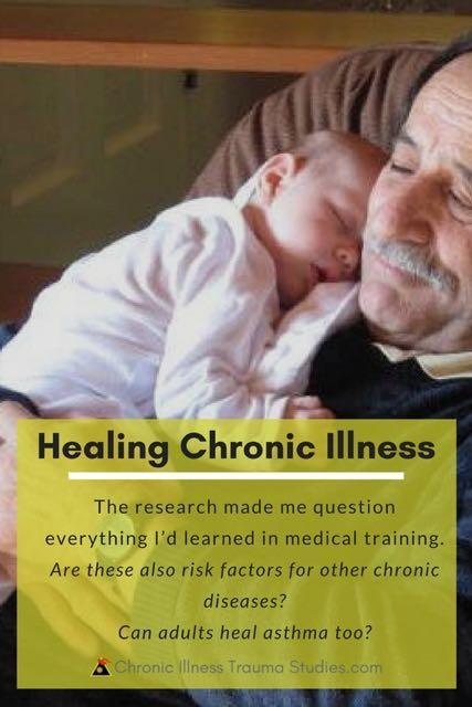 The research made me question everything I'd been taught about chronic illness during my training as a doctor. And made me wonder if I could recover from my asthma and chronic fatigue.