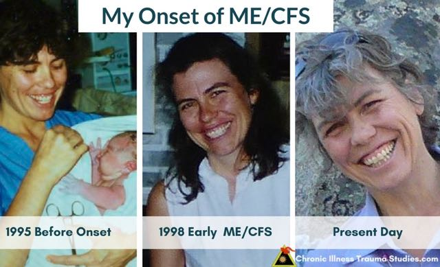 Understanding Trauma is Helping me Make Sense of my ME/CFS #chronicfatiguesyndrome