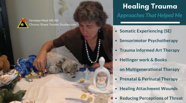 Understanding trauma and healing its effects are helping me heal from ME/CFS, asthma and IBS