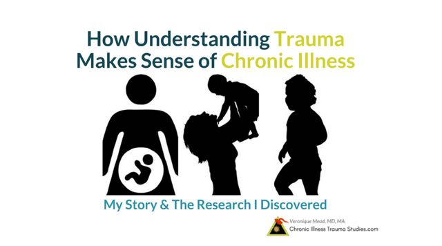 How Understanding Trauma Made Sense of My Chronic Illness (ME/CFS) and Helped Me Begin to Heal