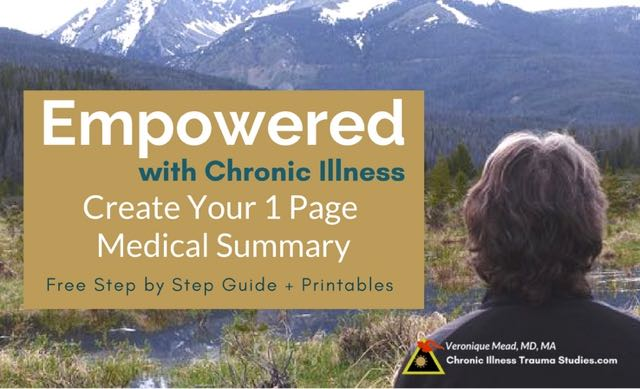 Create a 1 Page Medical History That Will Empower You and Help Your Doctor Listen (Free Downloadables)