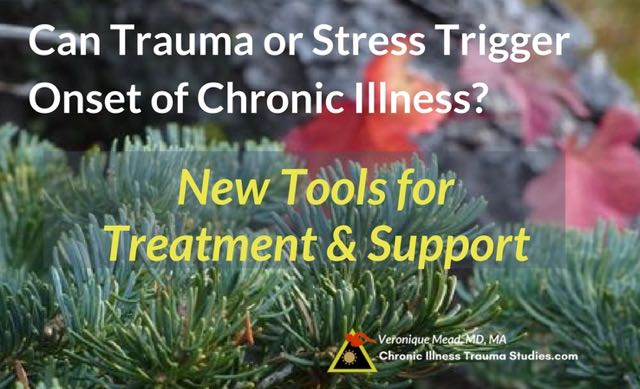 APOEs Can Stress or Trauma Trigger Onset of Chronic Illness? Mead CITS
