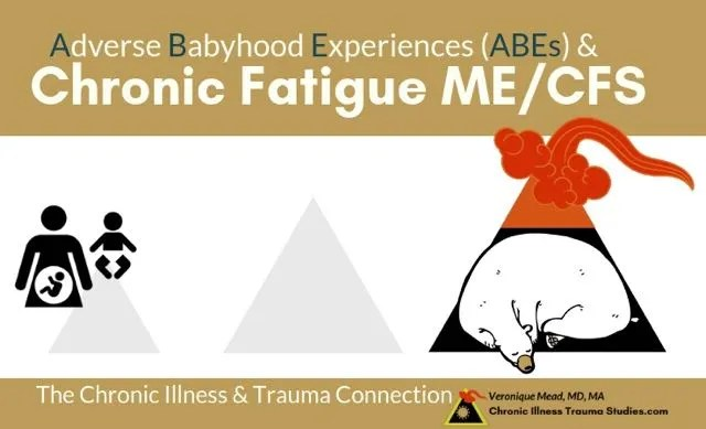 Adverse babyhood experiences (ABEs) include missing experiences in child and brain development affect risk for diseases such as me/cfs #asthma #chronicfatiguesyndrome #diabetes #autoimmune Mead_CITS