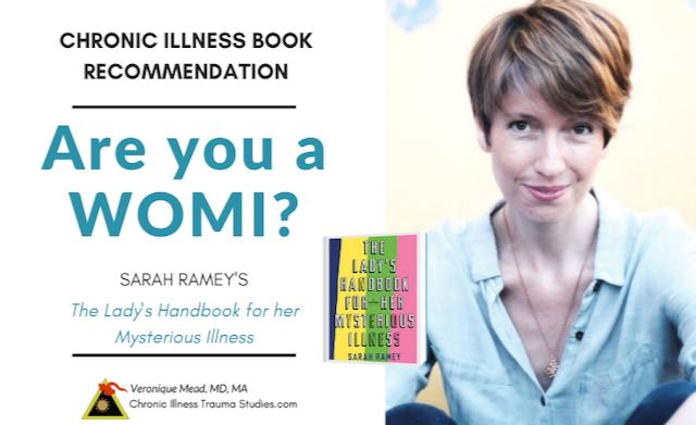 Are you a womi? Lady's Handbook for her mysterious illness by Sarah Ramey, Book recommendation Mead CITS