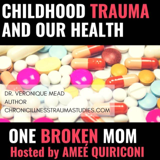 Amee Quiriconi RA One Broken Mom rheum podcast 1.27