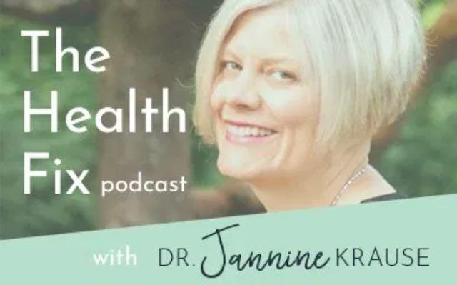 Podcast Jannine Kraus ND CDR
