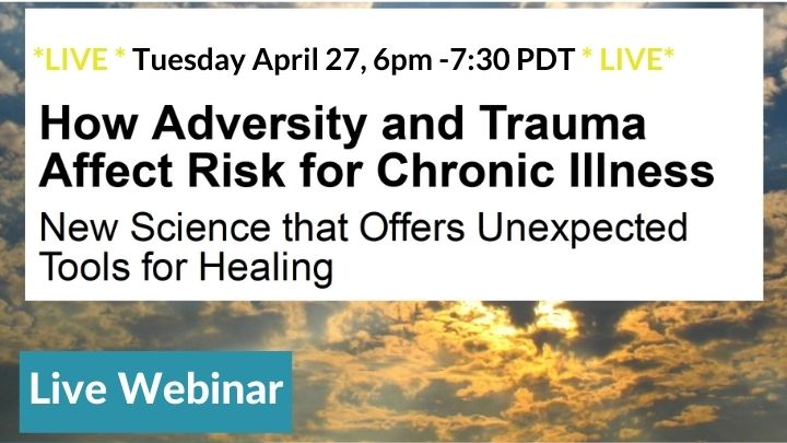 Live webinar Veronique Mead chronic illness and trauma CITS