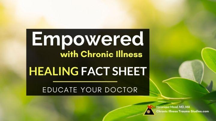 Chronic Illness Healing Fact Sheet
