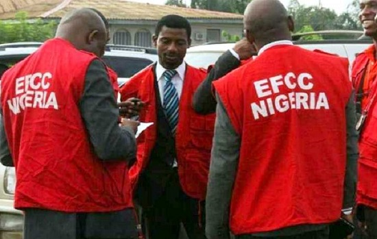 EFCC officials in court