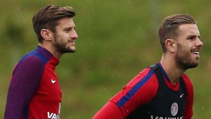 FA will take no action against Adam Lallana and Jordan Henderson