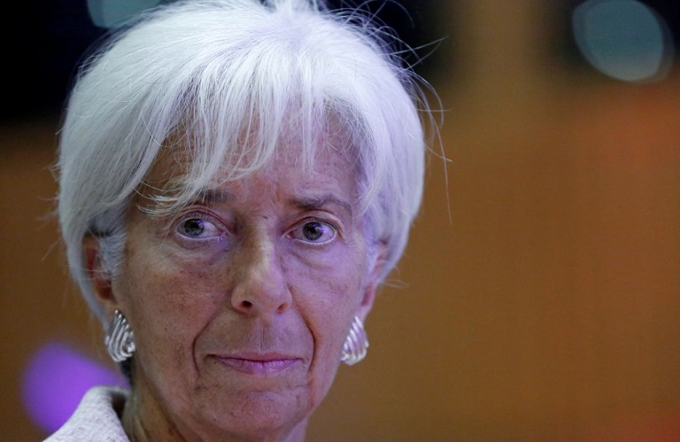 Christine Lagarde is on trial in France on Monday over a massive state payout to a flamboyant tycoon when she was finance minister