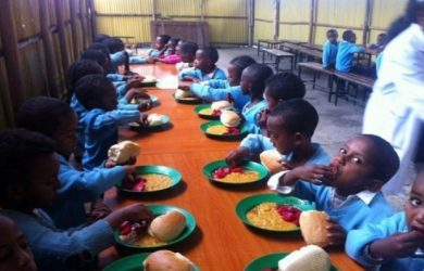 Teachers have been accused of eating food meant for students in the School feeding programme which currently feeds over 8.2 million pupils across 24 states