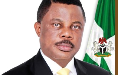 Willie Obiano: APGA's candidate for Anambra race