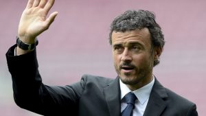 Spain has appointed Luis Enrique as new head coach