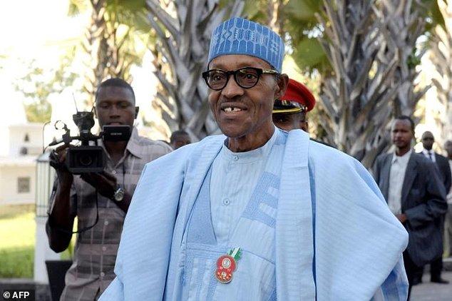 President Muhammadu Buhari has arrived Daura for Sallah celebration