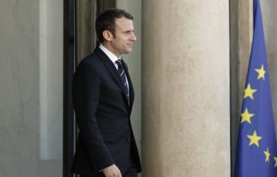 French President Emmanuel Macron will be hosted by Tony Elumelu Foundation
