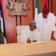 President Muhammadu Buhari never declined to sign the Electoral Bill, Dr Ita Enang has said
