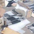 Customs seizes another container load of pump action riffles