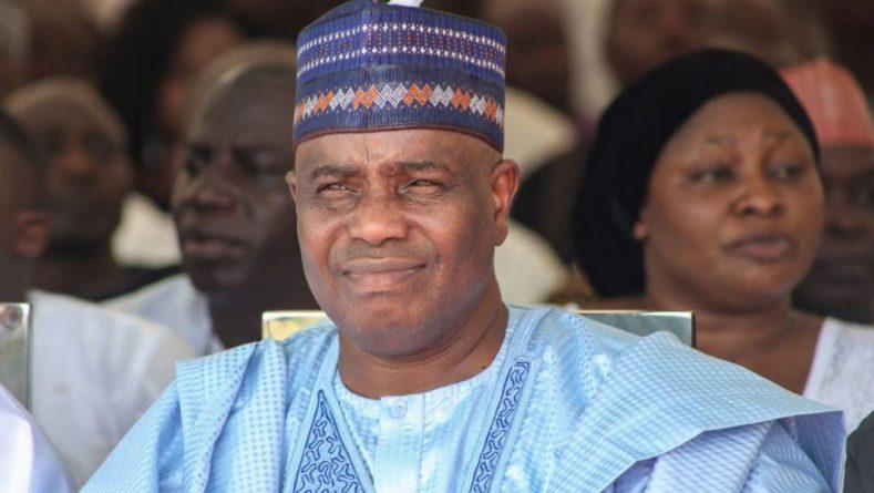 Sokoto State governor Aminu Tambuwal dumped APC for PDP