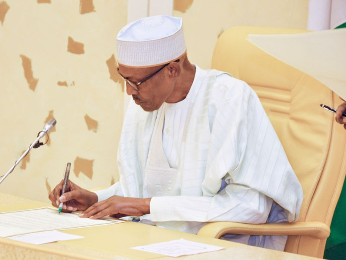 President Muhammadu Buhari pledges more investment in Nigerian Health sector