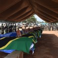 Ceremony in Beni as UN pays tribute to 14 killed in DR Congo peacekeeping