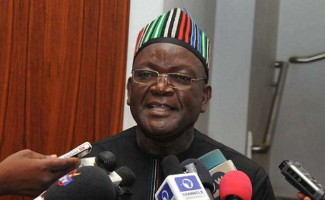 Governor Samuel Ortom explains why he left the ruling APC